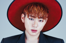 Block B Zico Beauty+ Magazine January 2016 Photos Fashion Style