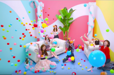 still shot from Laboum's music video for