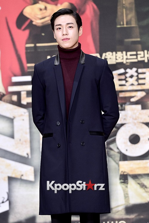 Lee Hyun Woo Attends a Press Conference of Upcoming Movie 'Moorim School' key=>0 count26