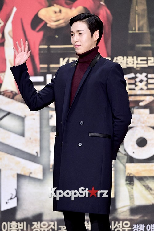 Lee Hyun Woo Attends a Press Conference of Upcoming Movie 'Moorim School' key=>7 count26