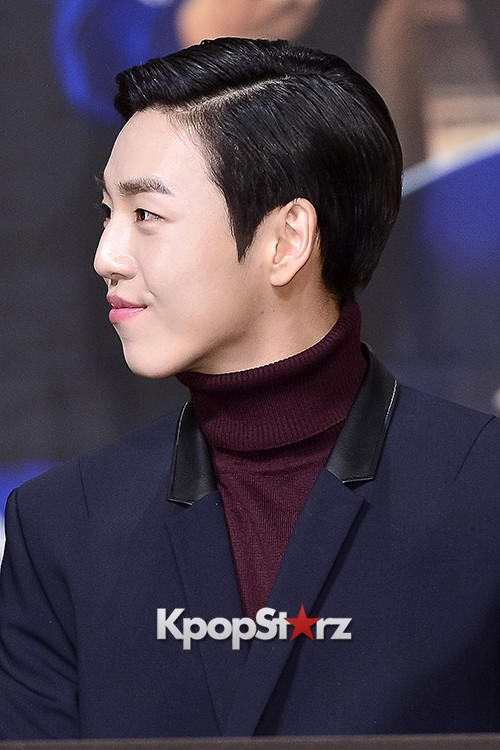 Lee Hyun Woo Attends a Press Conference of Upcoming Movie 'Moorim School' key=>10 count26