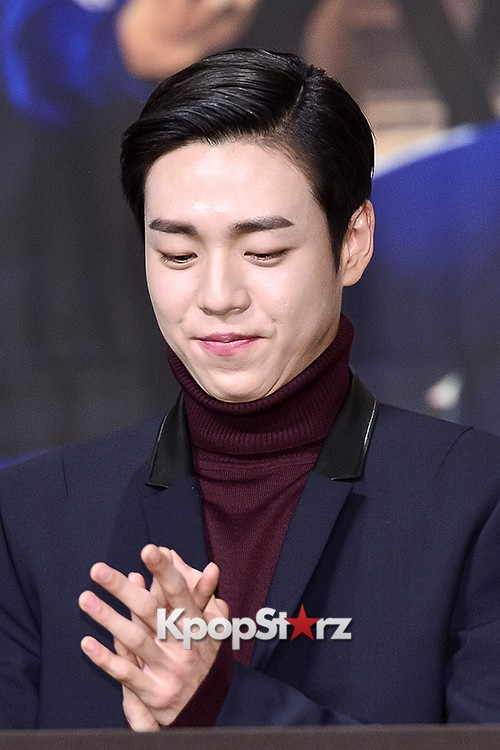 Lee Hyun Woo Attends a Press Conference of Upcoming Movie 'Moorim School' key=>11 count26