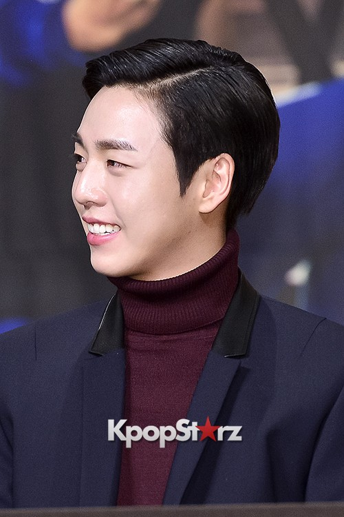 Lee Hyun Woo Attends a Press Conference of Upcoming Movie 'Moorim School' key=>19 count26