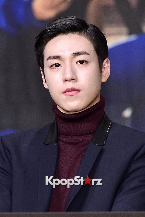 Lee Hyun Woo Attends a Press Conference of Upcoming Movie 'Moorim School' key=>21 count26