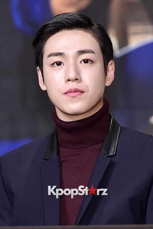Lee Hyun Woo Attends a Press Conference of Upcoming Movie 'Moorim School' key=>22 count26