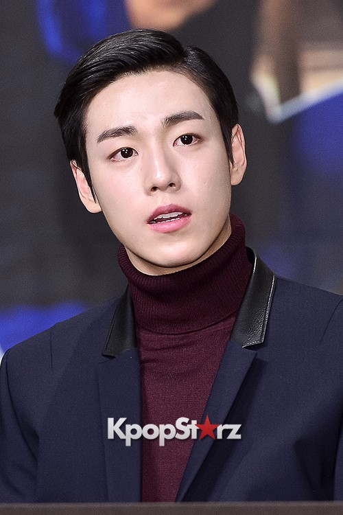 Lee Hyun Woo Attends a Press Conference of Upcoming Movie 'Moorim School' key=>23 count26