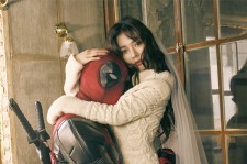 4Minute HyunA Deadpool High Cut Magazine Vol. 166 February 2016 Photos