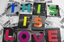 Super Junior 'This Is Love' album wins packaging design award