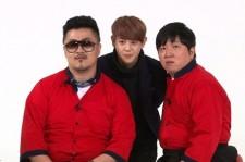 yang yoseob small face mc hyung don and defcon