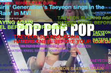 Trolling Taeyeon Fan Hacks allkpop With Memes