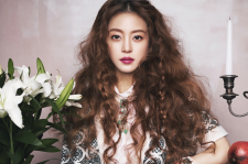 Korean Actress Han Ye Seul Cosmopolitan Magazine February 2016 Photos