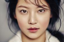 Korean Actress Gong Seung Yeon Sure Magazine February 2016 Photos