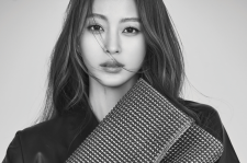 Korean Actress Han Ye Seul 2016 DECKE Spring Summer collection 2016 photos