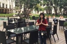 2NE1 Dara Thailand Visit