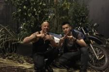 Kris Wu (Wu Yifan) and Vin Diesel