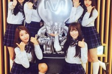 G-Friend wins on 'M! Countdown'