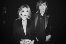 CL Takes Her Place At Saint Laurent Fashion Show