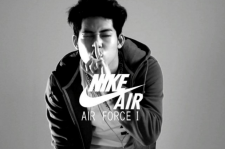 Monsta X's Jooheon Drops Bars For Nike Air Force 1s