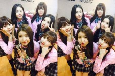G-Friend win