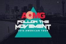 AOMG Artists Announce 8-City Tour Of U.S.