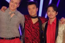 JYP Conan O'Brien Steven Yuen