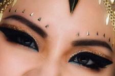 CL eyebrows