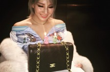 2NE1 Cl birthday
