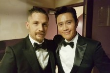 Tom Hardy & Lee Byung Hun