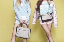 Jessica and Krystal Jung