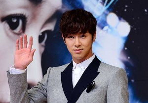 TVXQ's Yunho at the SBS Drama