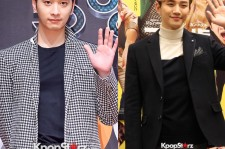 2PM's Junho and Chansung
