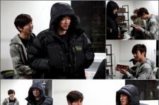 So Ji Sub and Yoo Seung Ho Reveal Close Friendship on MV Set