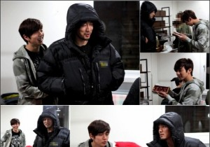 So Ji Sub and Yoo Seung Ho Reveal Close Friendship on MV Set