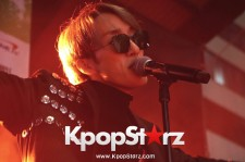ZION.T & THE SESSION At Kpop Night Out SXSW 2016 In Austin, TX - March 16, 2016 [PHOTOS]