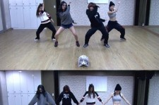 GLAM Reveals Dance Practice Video, 'Perfect Dance Moves'
