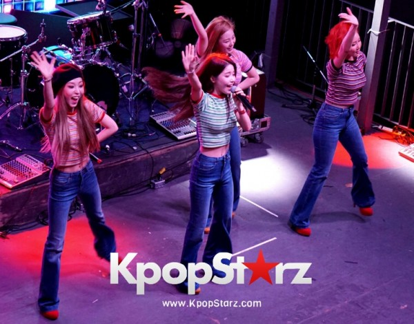 MAMAMOO At Kpop Night Out SXSW 2016 In Austin, TX - March 16, 2016 [PHOTOS]key=>8 count23