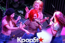 MAMAMOO At Kpop Night Out SXSW 2016 In Austin, TX - March 16, 2016 [PHOTOS]