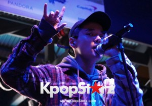DEAN At Kpop Night Out SXSW 2016 In Austin, TX - March 16, 2016 [PHOTOS]