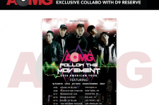 AOMG Ticket giveaway