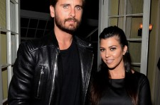 Scott Disick and Kourtney Kardashian (2015)