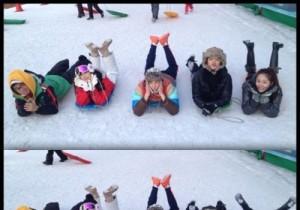 f(x) sledding