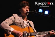[Photo: SuperstarK 4 Winner and Singer Roy Kim. Angie Mills For KpopStarz]