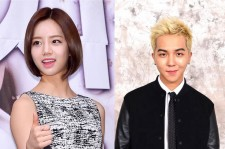 Girl's Day's Hyeri and WINNER's Song Min Ho