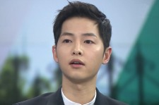 'Descendants Of The Sun' Star Song Joong-Ki Addresses Dating Rumors With Co-Star Song Kye-Hyo