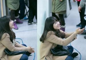 Moon Geun Young Reveals Irresistible Charm on Set of 'Cheongdamdong Alice'