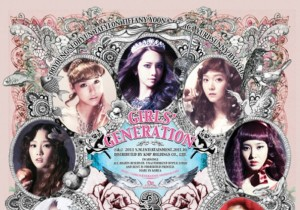 Girls' Generation 'The Boys' Album Photoshoots