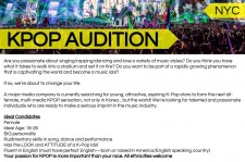K-pop Audition