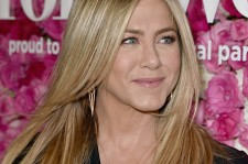Actress Jennifer Aniston attends Open Roads World Premiere of 'Mother's Day' at TCL Chinese Theatre IMAX on April 13, 2016 in Hollywood, California.