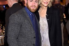 Director Jacob Bernstein and actress Meg Ryan attend the after party for the New York special screening of 'Everything is Copy Nora Ephron: Scripted & Unscripted' at The Museum of Modern Art on March 14, 2016 in New York City.