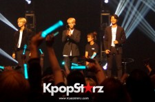 SHINee in Chicago - May 8, 2016